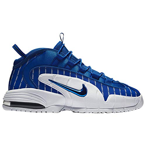 Nike Air Max Penny Men's Shoes Deep Royal/Amarillo White 685153-401 (10.5 D(M) US)