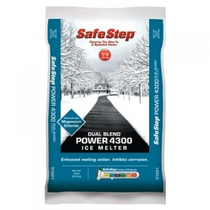 Safe Step Dual Blend Power 4300 Ice Melter - 50 lbs. by Safe Step