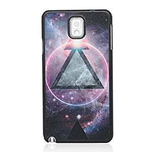 TOPQQ Universe Pattern Hard Case for Samsung Galaxy Note 3 N9000