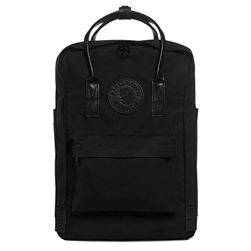 "Fjallraven - Kanken No. 2 Laptop 15"" Backpack for Everyday, Black Edition"