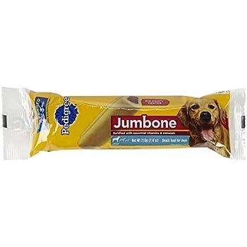 Amazon.com : PEDIGREE JUMBONE Large Snacks for Dogs 7.41