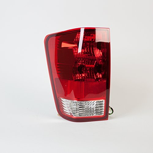 - TYC 11-6000-00-1 Replacement left Tail Lamp (NISSAN TITAN), 1 Pack