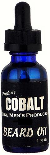 Black Cherry Scent Oil (Payden's Cobalt Dr. Black Beard Oil, Cherry/Vanilla, 1.0 oz.)