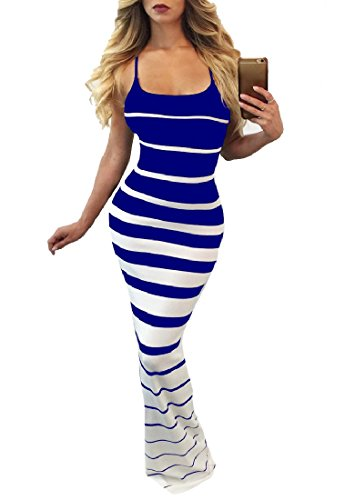 Printing Sling Cocktail Swing Dress Striped Sexy Printed Digital Coolred 2 Sleeveless Women EOWZwq1n6a