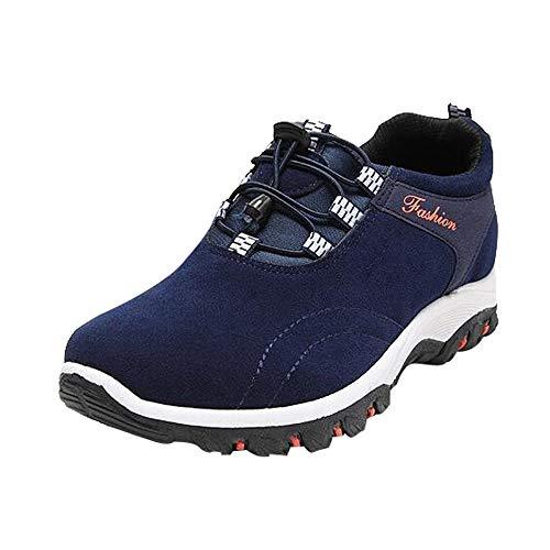 Los nbsp;Zapatillas Azul De Flock Al Hombres Toamen Zapatos Senderismo Deporte De De MontañA De Aire Impermeables Moda Botas Libre De zwFqxH7I