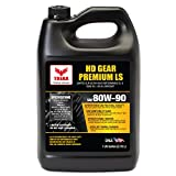 Triax HD Premium Gear 80W90 GL-5 Limited Slip Ready - Wide OEM Spec Range (1 Gallon)