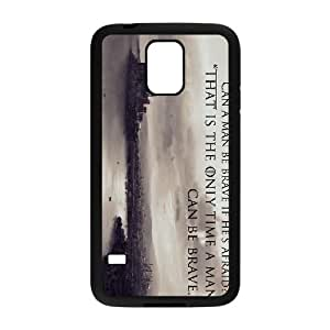 The Walking Dead Samsung Galaxy S5 Cell Phone Case Black Personalized Phone Case LK5SL97SL