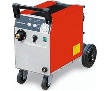 PRO-MAG 200-2 AM - estándar MIG-MAG equipo de soldadura/