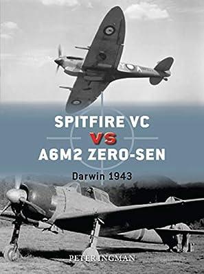 Spitfire VC vs A6M2 Zero-sen: Darwin 1943 (Duel)