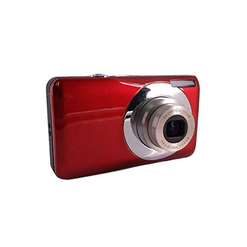 GordVE KG001 2.7 Inch TFT 5X Optical Zoom 15MP 1280 X 960 HD Anti-shake Smile Capture Digital Video Camera