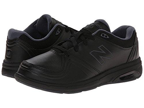 (ニューバランス) New Balance レディースウォーキングシューズ?靴 WW813 Black 9 (26cm) D - Wide