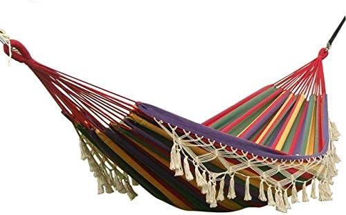 Borlas de Moda Hamacas Dobles Lona de algodón de Gama Alta Turismo ...