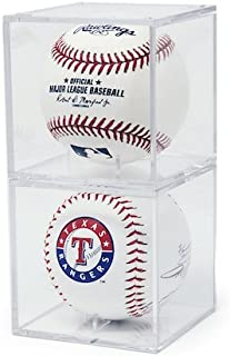 product image for THE ORIGINAL BALLQUBE UV Grandstand Baseball Display Case Square
