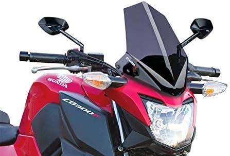 Puig New popularity 7655H Windshield Luxury New Generation Honda CB300F 15'-18'SMOK