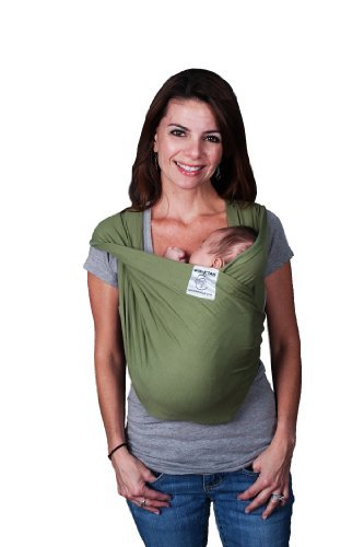 Amazon.com: Baby K 'tan – Portabebés, color verde ...