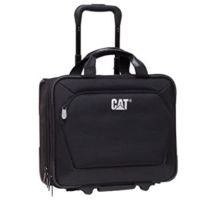 85%OFF CAT Business Trolley, Black, One Size