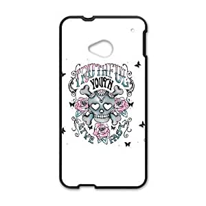 HTC One M7 Cell Phone Case Black Truthful Youth BNY_6701245