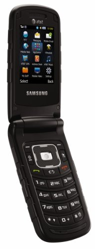 Samsung Rugby II, Black (AT&T) by Samsung (Image #4)