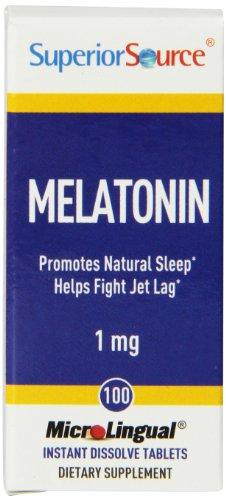 Superior Source Melatonin Multivitamin Count product image