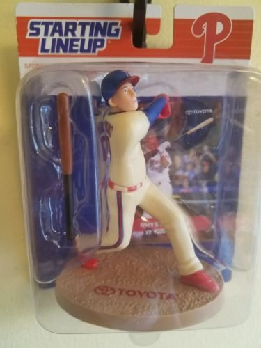 NEW IN BOX! 2018 Philadelphia Phillies Rhys Hoskins Starting Line up Figurine Kids SGA 05/27/2018 Citizens Bank Park Exclusive!