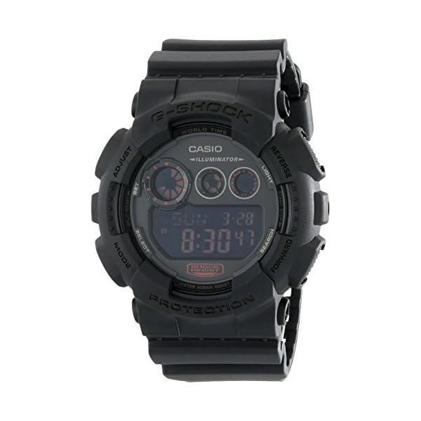 41%2BvEb st8L. SS600  - G-Shock Men's GD120MB Black