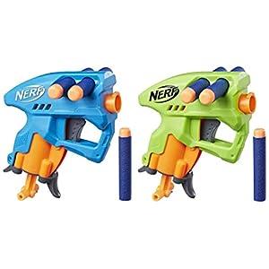 Nerf N-Strike Nano Fire, Blue...
