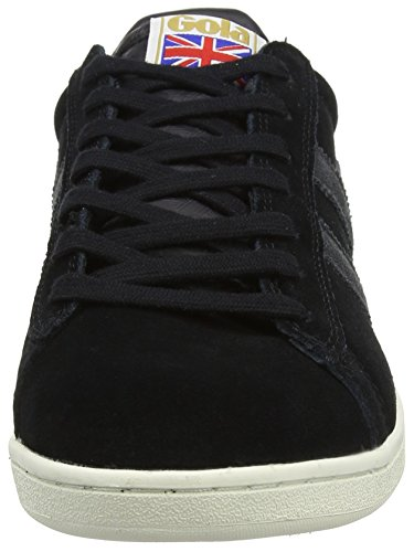 Suede Equipe White Gola Trainers Graphite Mens Off Black gE6WwPx