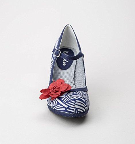 Ruby Shoo Tanya - Beige Bleu xiiDfo80S