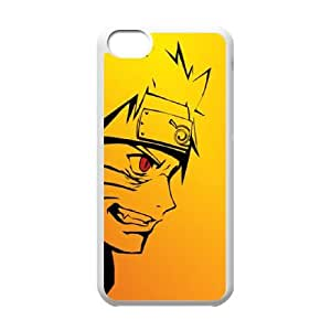 iPhone 5c Cell Phone Case White Naruto Atdt