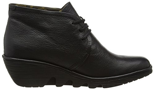 Fly London Pert - Stivali Desert Boots Donna, Nero (Black 029), 37 EU