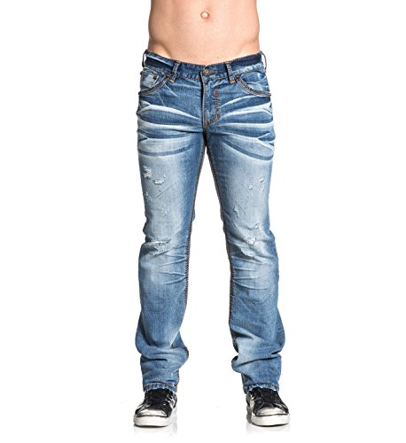 Fleur Bonneville Denim (33) (Affliction Clothing Jeans)