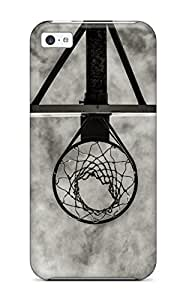 Hard Plastic Iphone 5c Case Back Cover,hot Basketball Case At Perfect Diy by icecream design