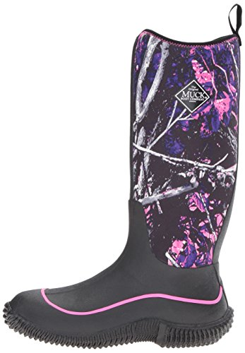 Muck Boot Women's Hale Snow Boot, Black/Muddy Girl Camo, 7 M US by Muck Boot (Image #5)