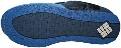 Columbia Men's Rush Valley Suede Walking Shoes Sneakers (8.5)