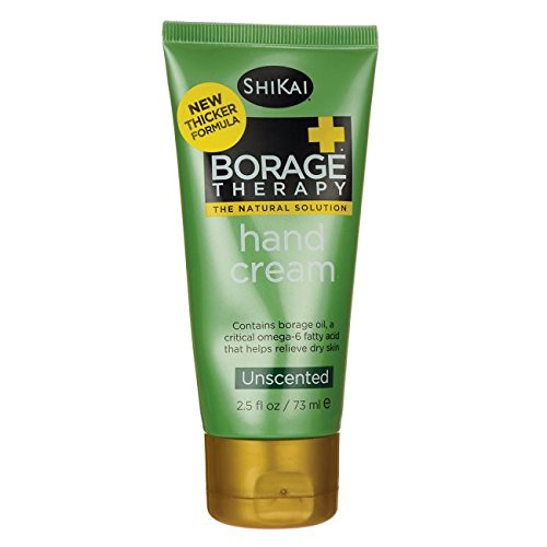 ShiKai - Borage Therapy Plant-Based Hand Cream