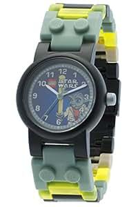 LEGO Star Wars Yoda - Reloj con minifigure