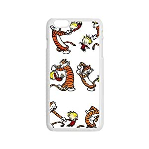 Happy Calvin and tigger Cell Phone Case for Iphone 6