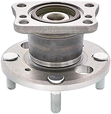 NYC Autoparts - Rear Wheel Bearing and Hub Assembly for 2011 2012 2013 2014 2015 2016 2017 2018 Ford Fiesta Exc. ST Models