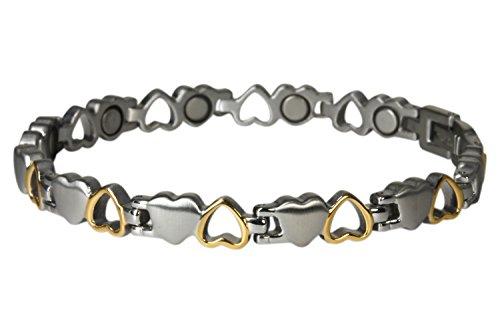 Yinga-Vital Magnetschmuck Damenarmband