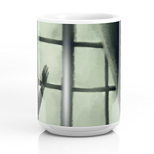 Society6 Waiting For You... - Silent Hill 2 Mug 15 oz