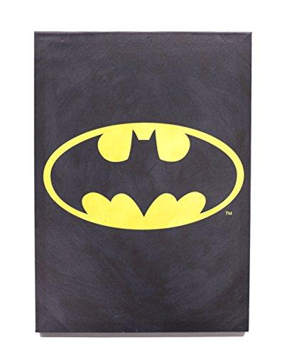 DC Comics Batman Logo Wall Canvas