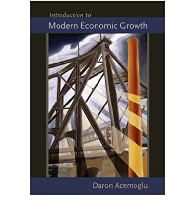 image for Introduction to Modern Economic Growth by Acemoglu, Daron (2009) Hardcover