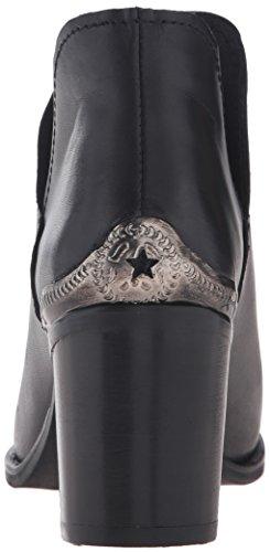 Madden Steve Bootie Leather Ankle Black Posey Women's SqRndgwqOx