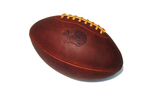 Thanksgiving Turkey Leather Head Football F1-Hd-Turkey by Leather Head