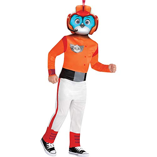 amscan Bug Exterminator Halloween Costume for Boys, Small, with Included Accessories -