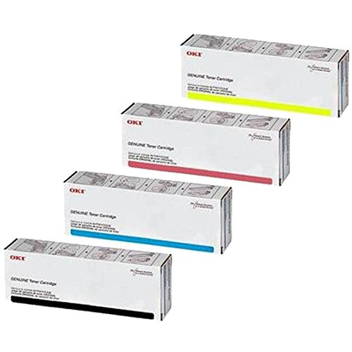 OKIdata CX2633 Standard Yield Toner Cartridge Set ()