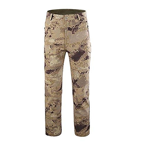 Basics Tarnung Army Militaire Velvet Trekking Coton Loisirs Winter Warm Pantalon Homme Pour Randonnée Au wqvx8gvXO