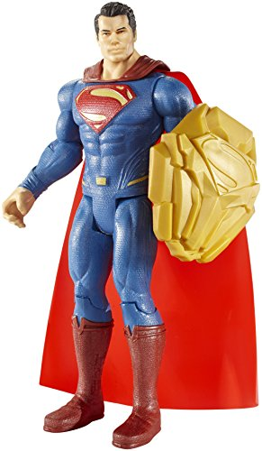 Batman v Superman: Dawn of Justice Shield Clash Superman 6″ Figure