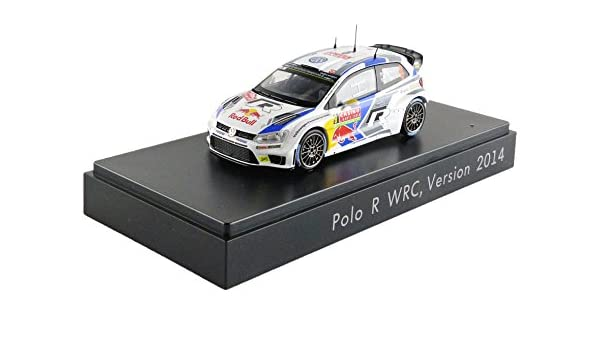 Volkswagen Polo R WRC #9 Version 2014 - 1:43 - Spark: Amazon.es ...