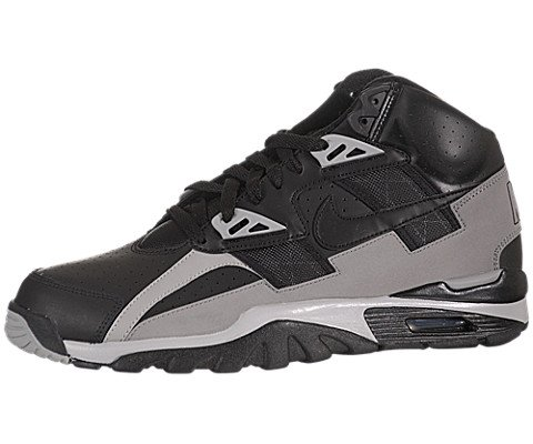Nike Air Trainer SC High Mens Cross Training Shoes 302346-013 Black 9.5 M US (Nike Cross Sc Trainer)
